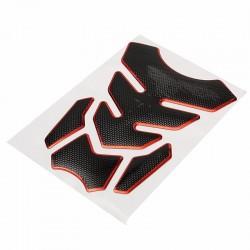 Black red bako lipduas