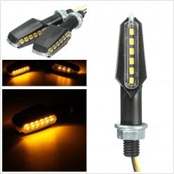 LED moto posukiai 2vnt.