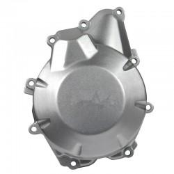 YAMAHA FZ6 2004-2010 generatoriaus dangtelis (silver) + tarpinė