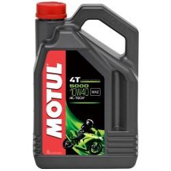 Variklio alyva moto MOTUL 5000 10W40 4T 4L.