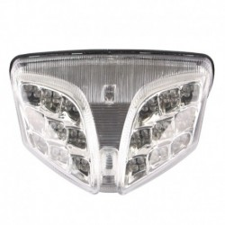 For Suzuki GSXR 600 750 GSXR600 GSXR750 Integrated LED Rear Taillight Tail Light Turning Signal Lam