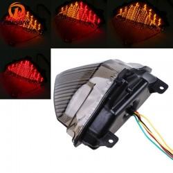 Yamaha YZF R1 2004 - 2006 LED stop žibintas su integruotais posūkiais