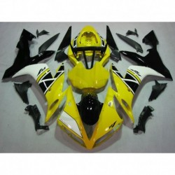 Injection Mold Fairing Bodywork Kit Fit For YAMAHA YZF R1 04-06 05 Yellow White