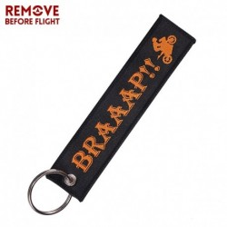 1PC Motorcycle Keychain Car Accessorie