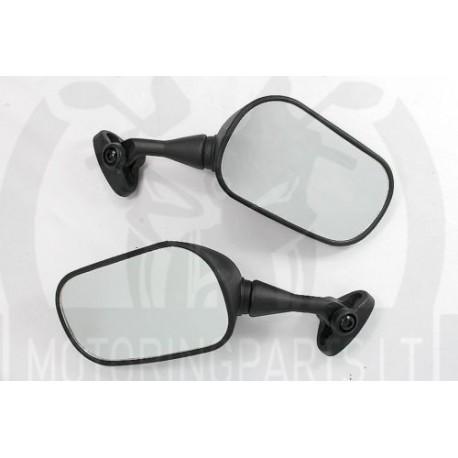Honda CBR929RR 00-01 CBR954RR 02-03 veidrodėliai