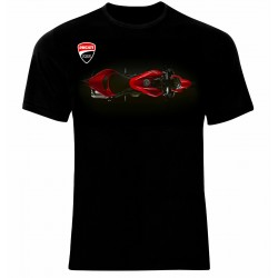 Ducati marškinėliai