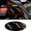 6 LED lankstūs posukiai (2 vnt.)