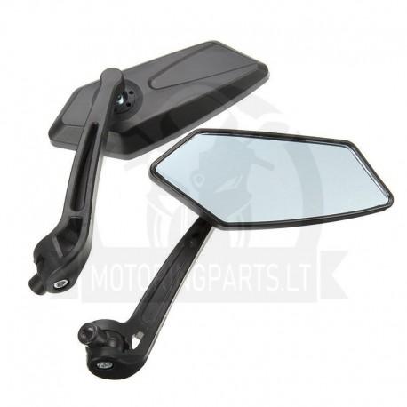 """""""Koso"""" veidrodėliai"""