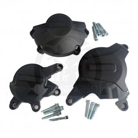 Honda CBR600RR 07 08 09 10 11 2007-2011 varikio apsaugų komplektas