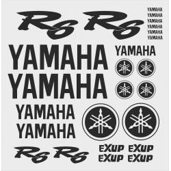 Yamaha YZF R6 lipdukų komplektas (25vnt.)