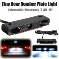 LED numerių apšvietimas