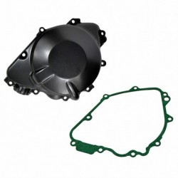LOPOR Motorcycle Parts Engine Stator Cover Crankcase With Gasket For Honda CBR954RR 2002 2003 CBR 95