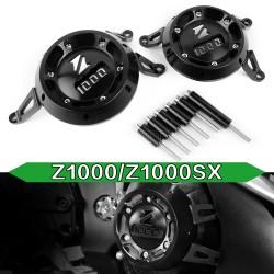 CNC variklio apsaugos Kawasaki Z1000 Ninja 1000 2011-2015