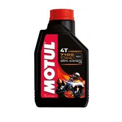 Variklio alyva moto MOTUL 7100 10W40 4T 1L.