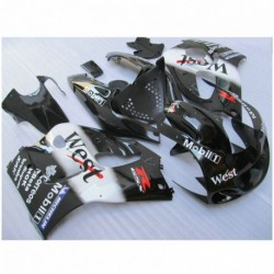 SUZUKI GSXR 600 750 1996-2000 plastikų komplektas